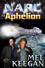 the 2008 cover for APHELION