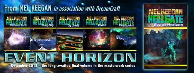 Read the HELLGATE series in paperback or ebook